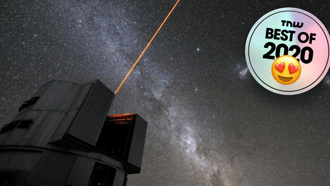 Look, human, it's the first photo of planets orbiting a sun 300 light years away