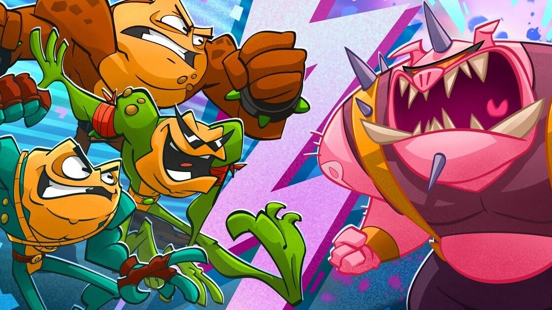 Battletoads returns on PC and Xbox One this summer