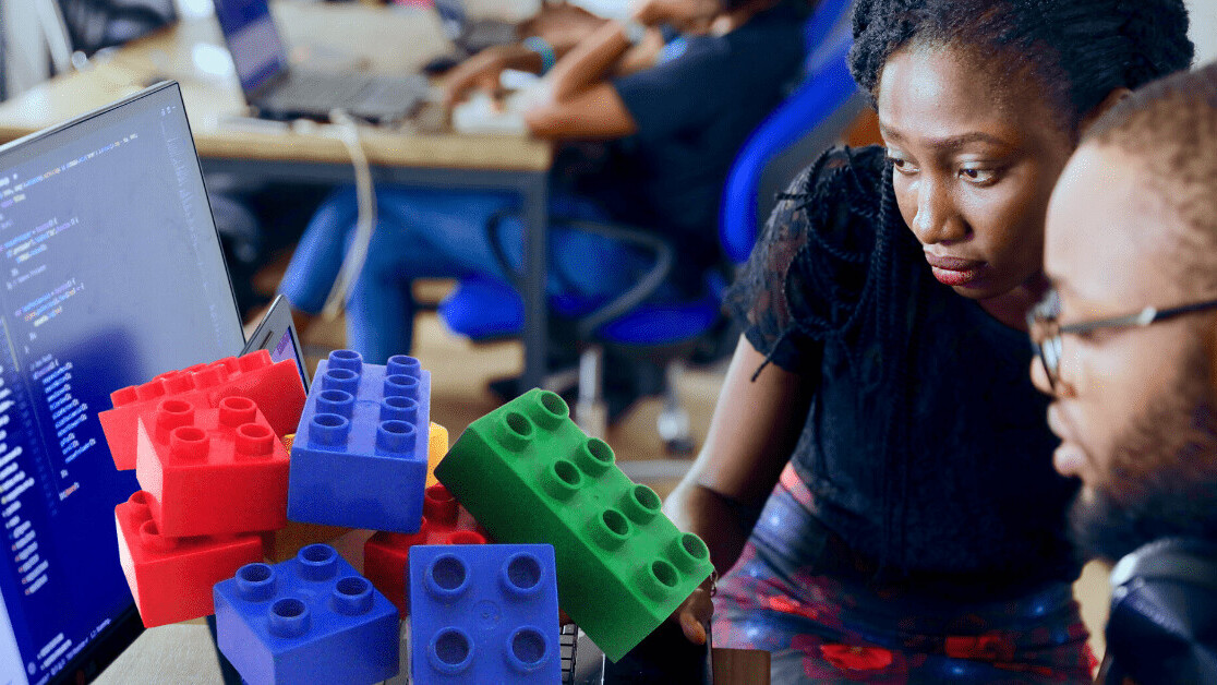 Building a programming language? It's pretty much the same as playing with LEGO