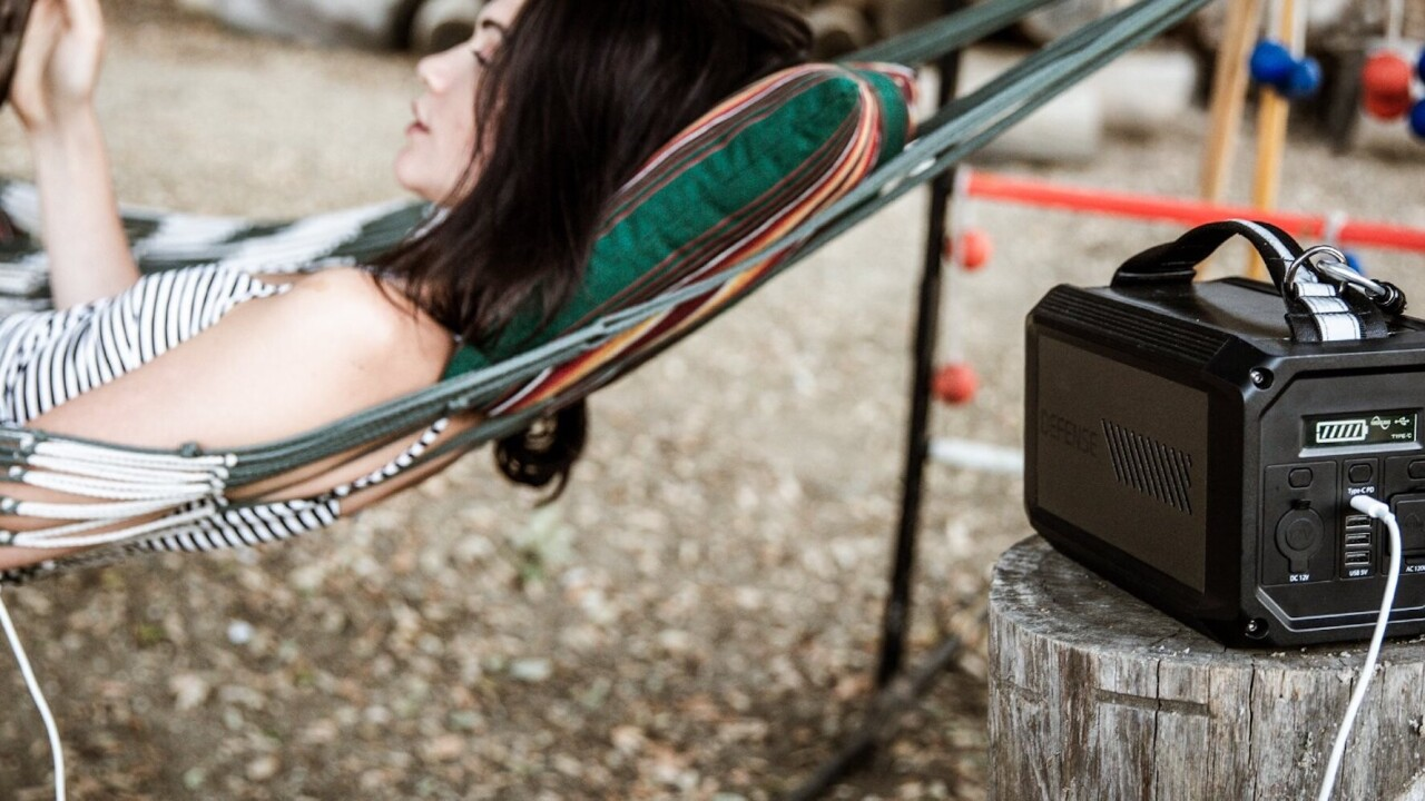 The Defense Titan is a beast of mobile power in a pinch, anywhere you are