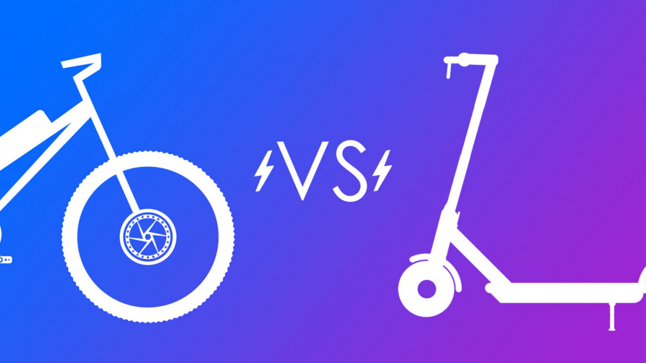 E-bike or electric scooter: Which is right for you?