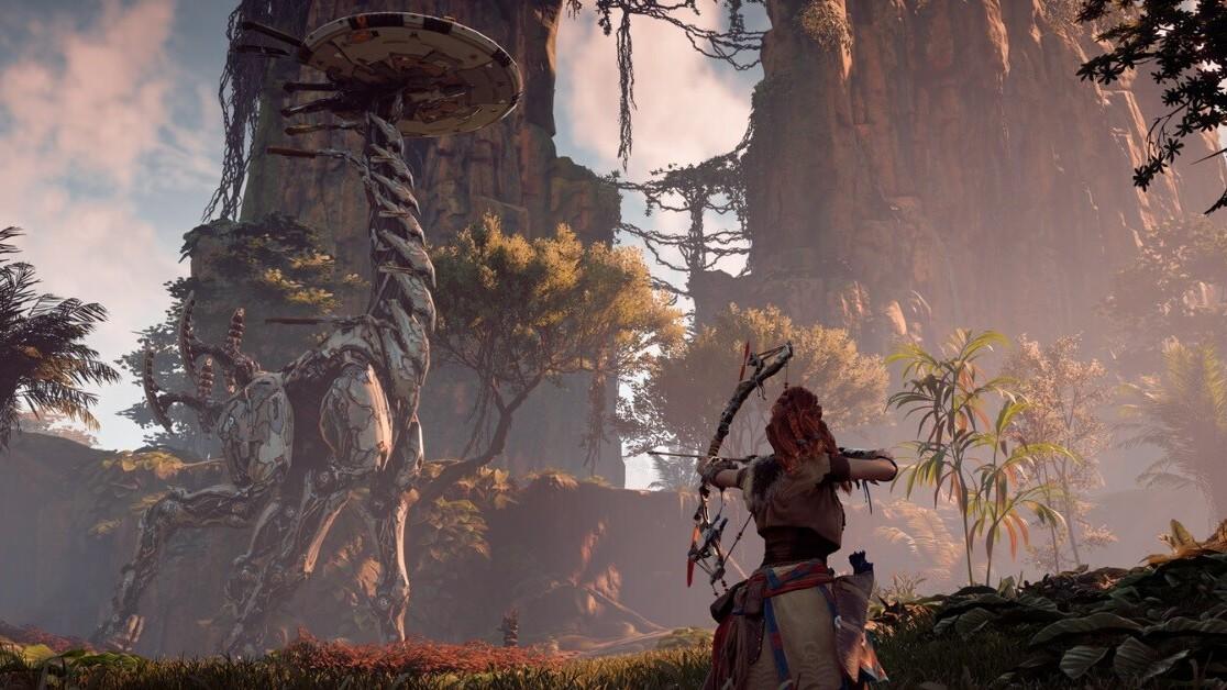 Horizon Zero Dawn comes to PC in August
