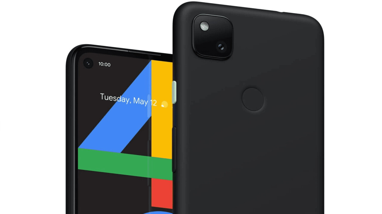 Google 'accidentally' leaks the Pixel 4a in its own store