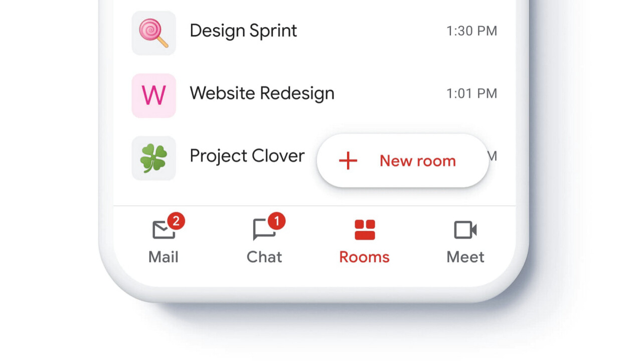 Gmail is getting a massive redesign to work more like Slack