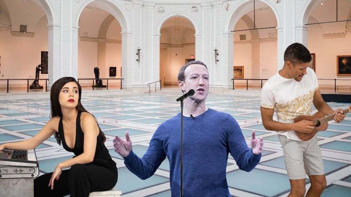Facebook wants to lure you away from YouTube with official music videos