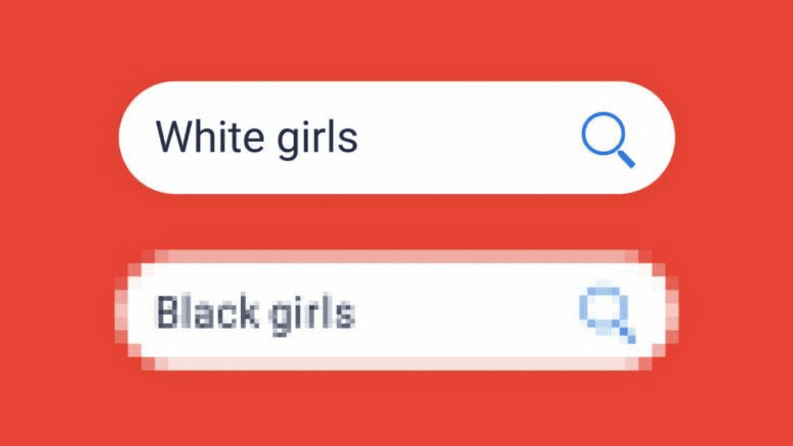 Google ad portal equated 'Black girls' with porn