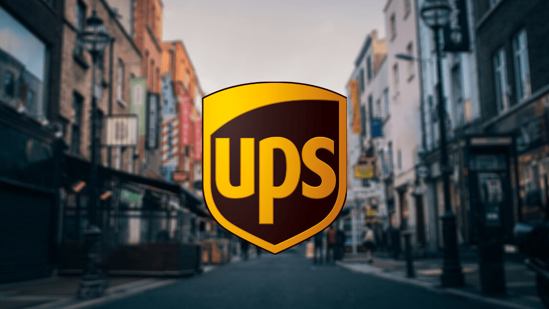 UPS ditches delivery vans in Dublin to trial more sustainable (and smaller) alternatives