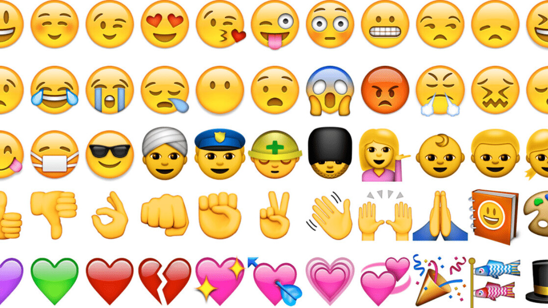 Emoji have been around since 1862 — here's the complete timeline