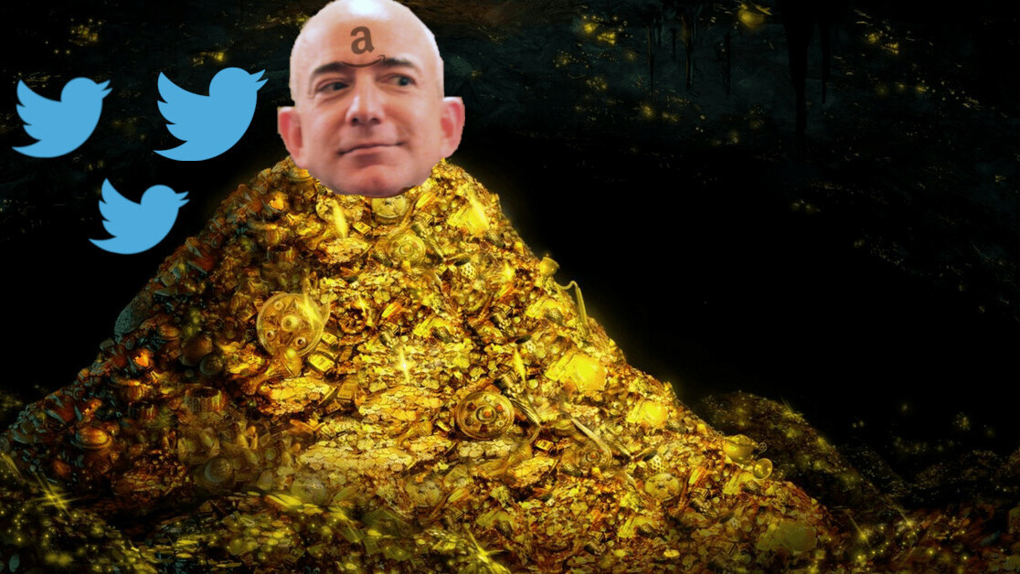 Has Jeff Bezos ended world hunger? Twitter account skewers Amazon chief's absurd $178B fortune