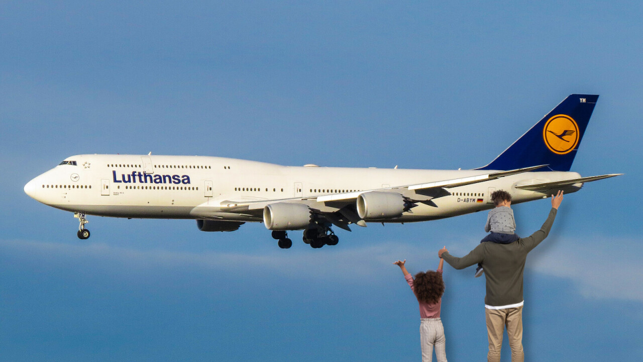 Remembering the Boeing 747, the jumbo jet that started it all