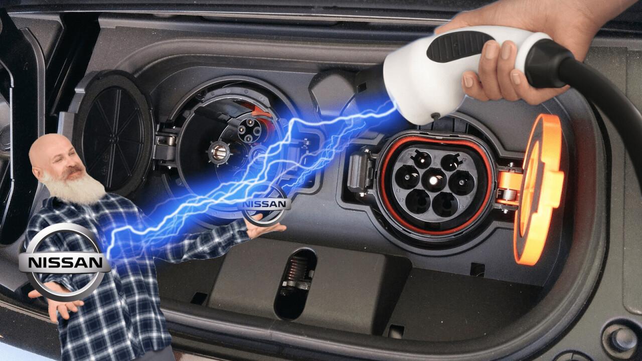 Hurray! Nissan's upcoming 300-mile Ariya EV will use CCS for fast-charging