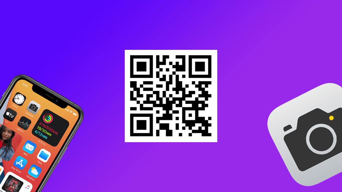 Here's how to scan a QR code on an iPhone
