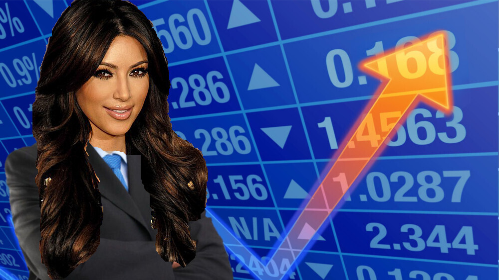 Kim Kardashian has a better stock portfolio than Warren Buffett