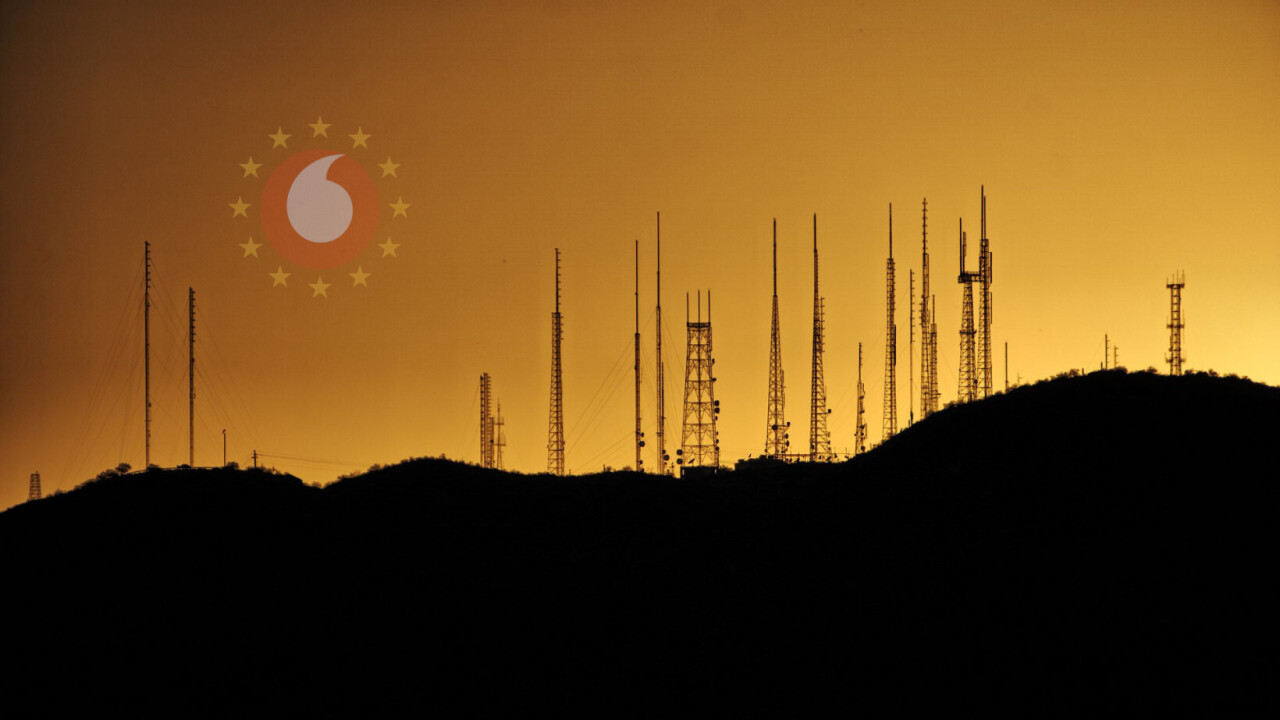 Vodafone makes big play for EU 5G dominance with mobile tower IPO