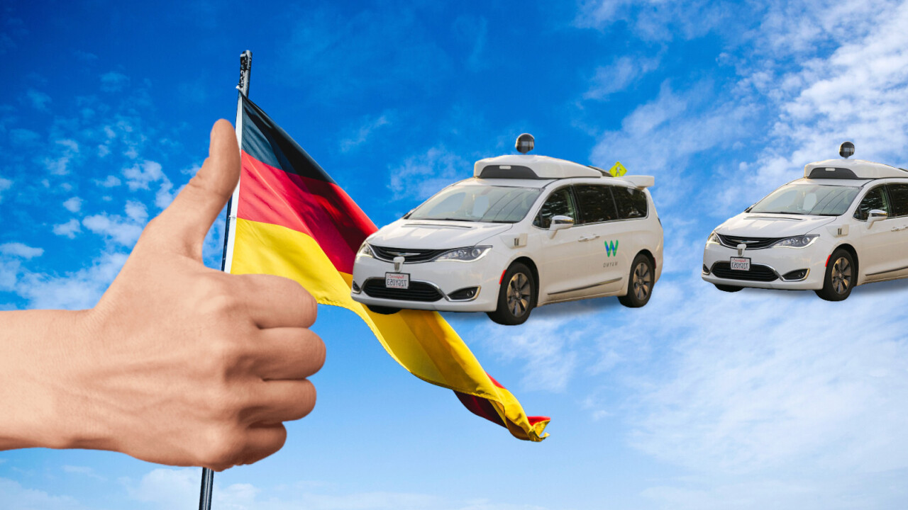 Germany wants to permit driverless cars across the country by 2022