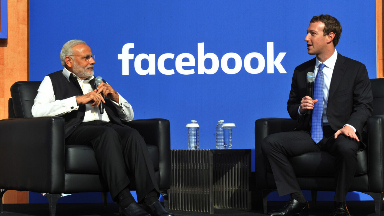 Report: Facebook turned a blind eye to violence-inciting posts to appease India's government