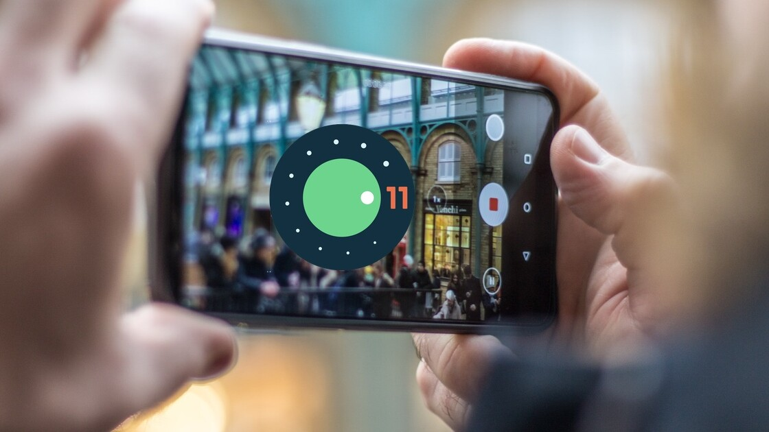 Android 11 will make you use the default camera system in third-party apps