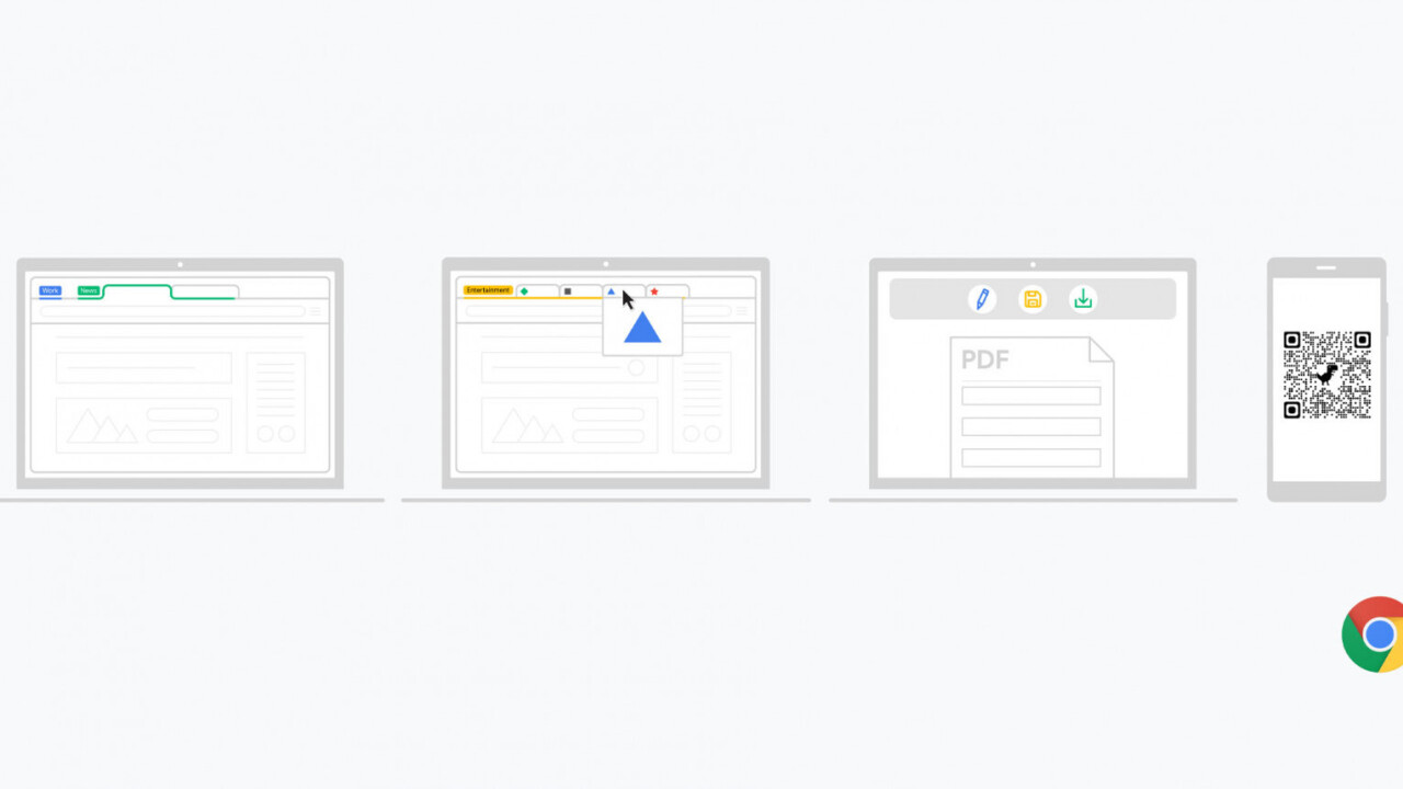 Google just made Chrome better with performance and productivity tweaks
