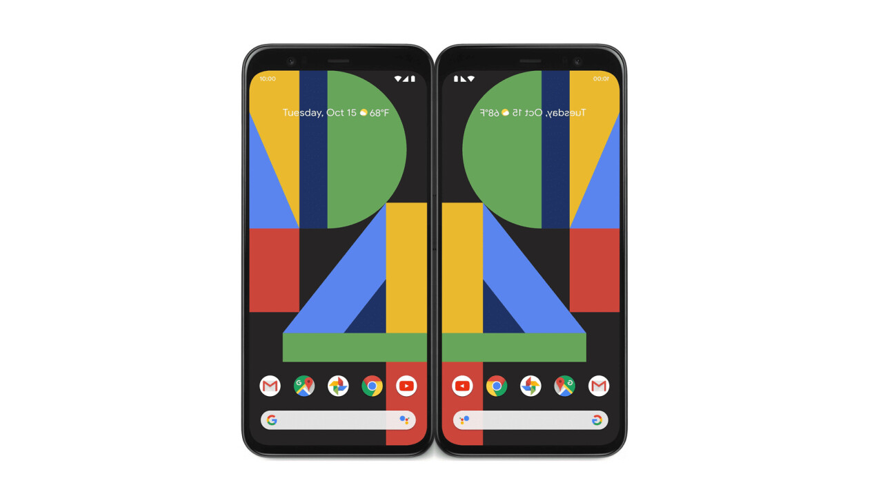 Leak: Google could be working on a foldable Pixel phone for 2021