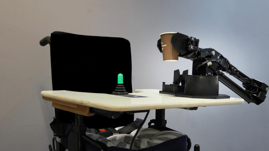 How Intel's neuromorphic chip could make wheelchair-mounted robotic arms more accessible