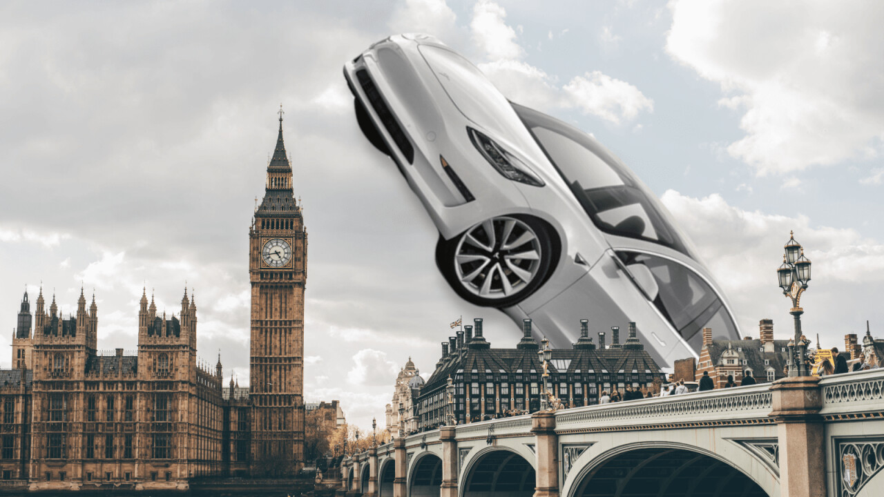 The UK will make 'self-driving' cars legal this year