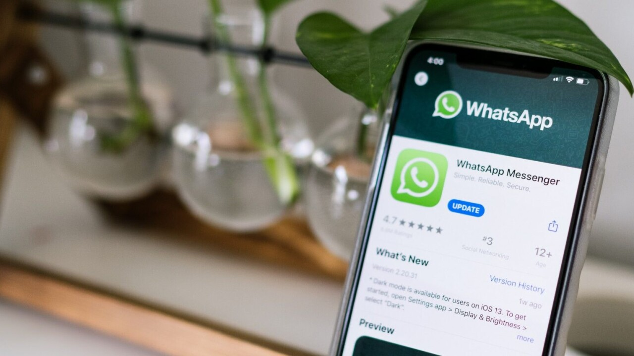 WhatsApp will now let you send ephemeral messages — but they'll last 7 days