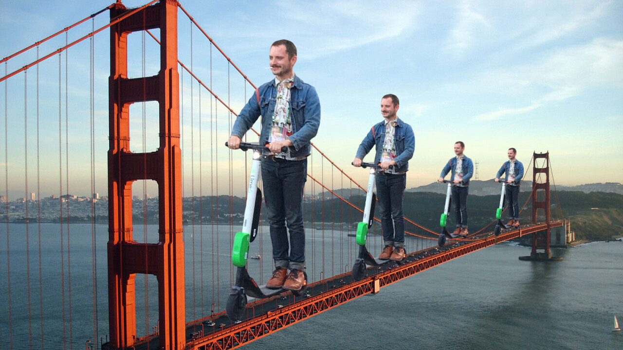 California bill no longer holds escooter operators liable for user accidents