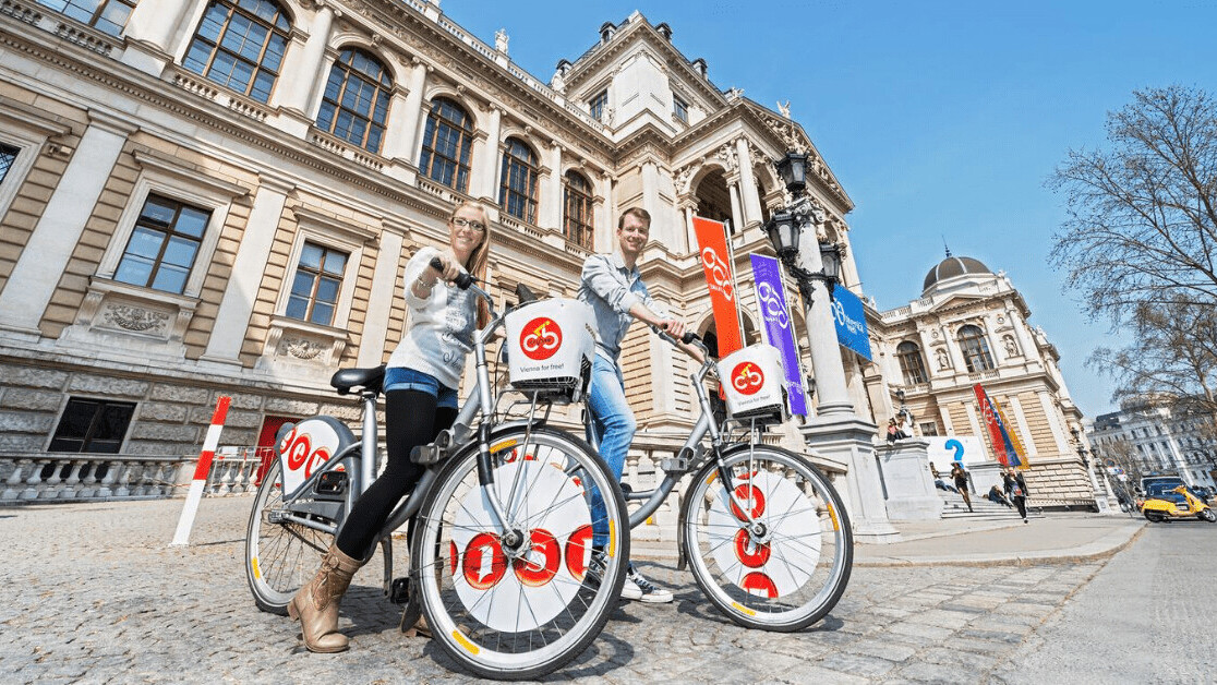 Vienna steps in to save bike share scheme after operators hit financial difficulties