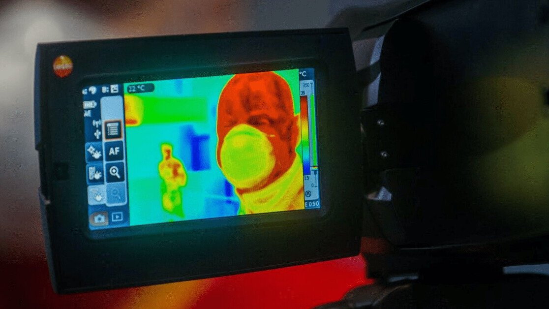 How thermal cameras can play a key role in slowing down the coronavirus spread