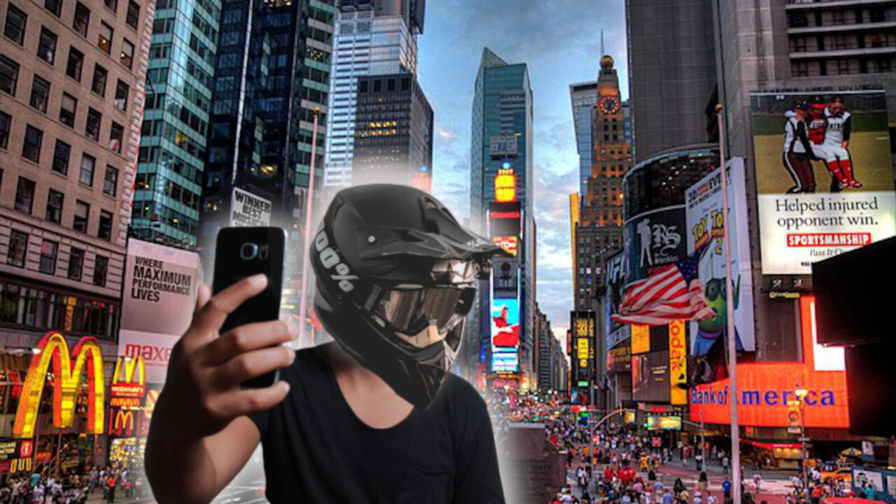 NY scooter operator ups safety with helmet selfies and quizzes after rider deaths