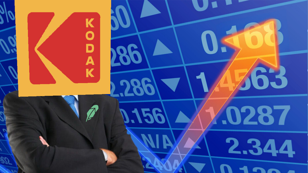 We need to talk about Eastman Kodak's insane 2,000% pharma pump