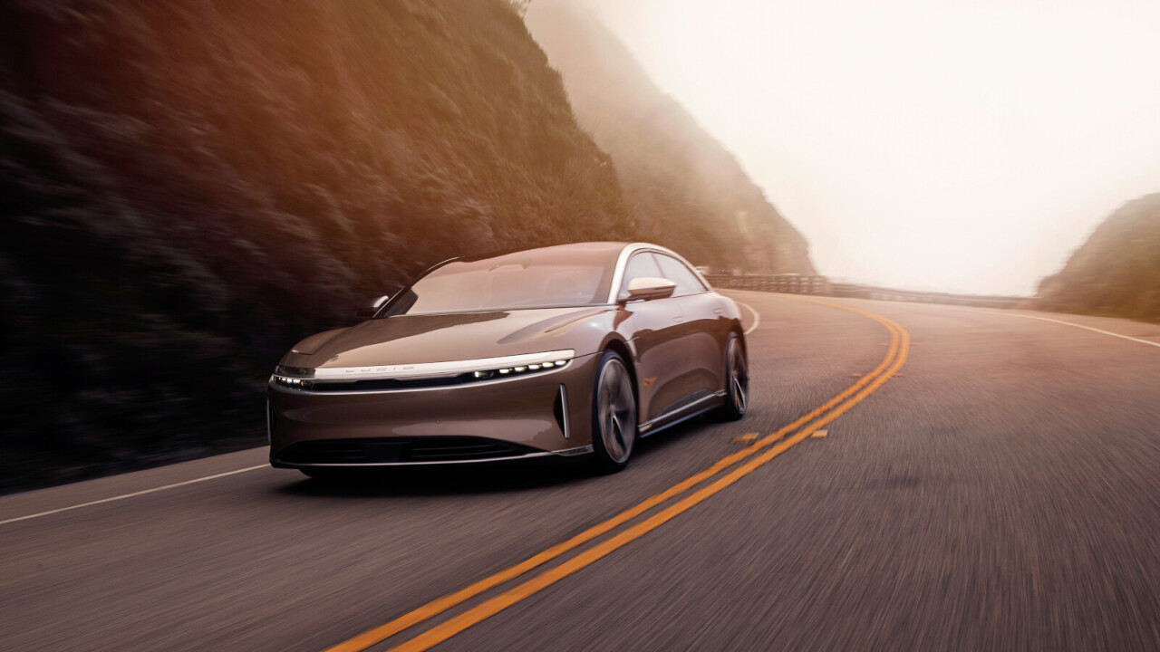 Lucid unveils the Air, its luxury EV with up to 517-miles of range costing as much as $169K