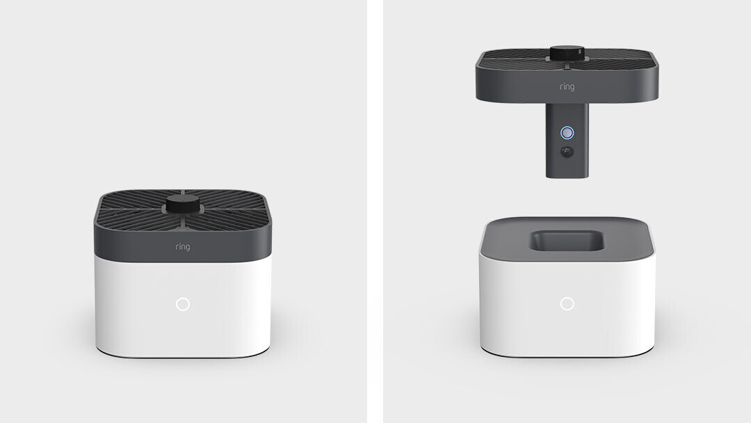 Ring's new Always Home Cam is a surveillance drone for your home