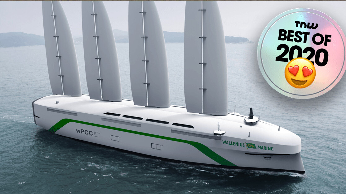 Swedes to build wind-powered transatlantic cargo ship (yes, it's a sailboat)