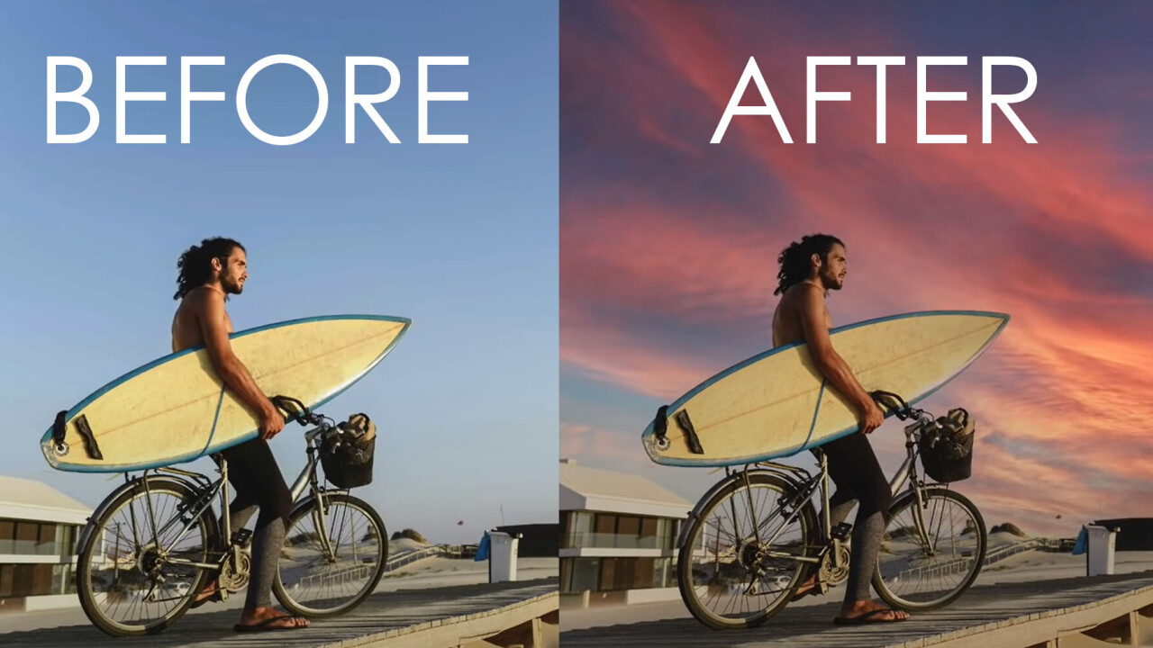 Photoshop's new tool makes it ridiculously easy to change the sky