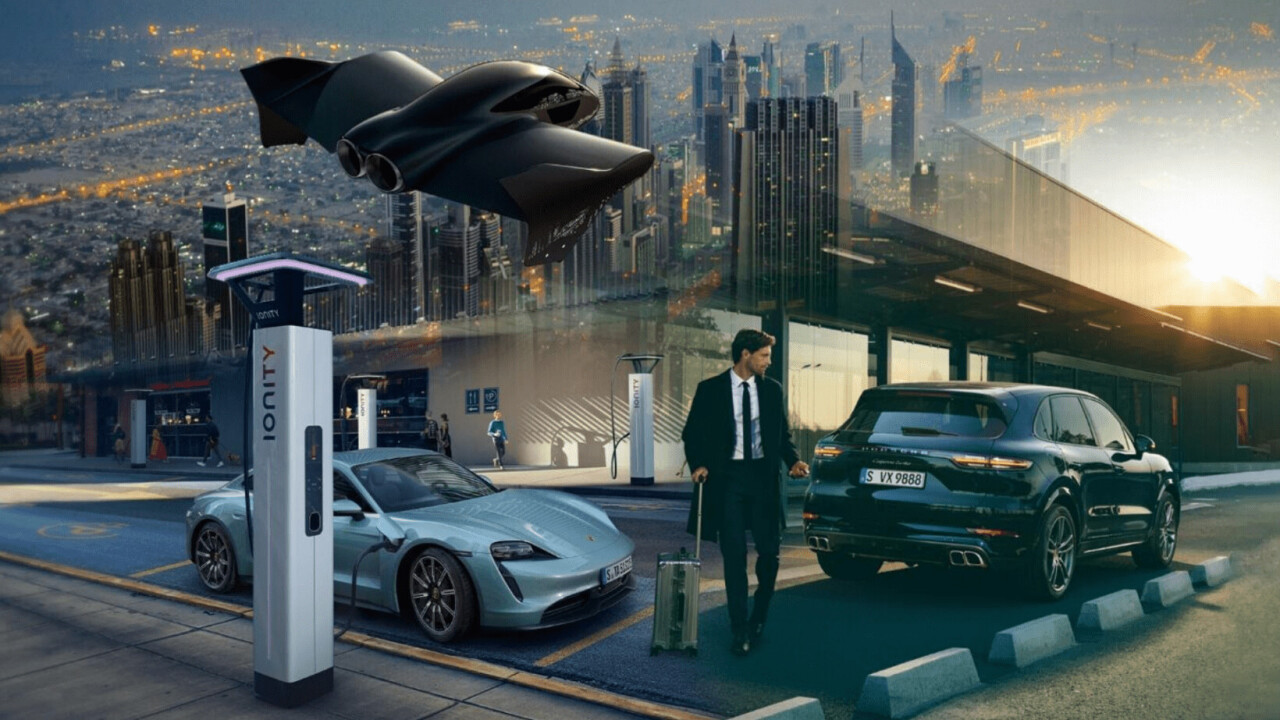 Tomorrow's mobility: How Porsche is facing up to new challenges