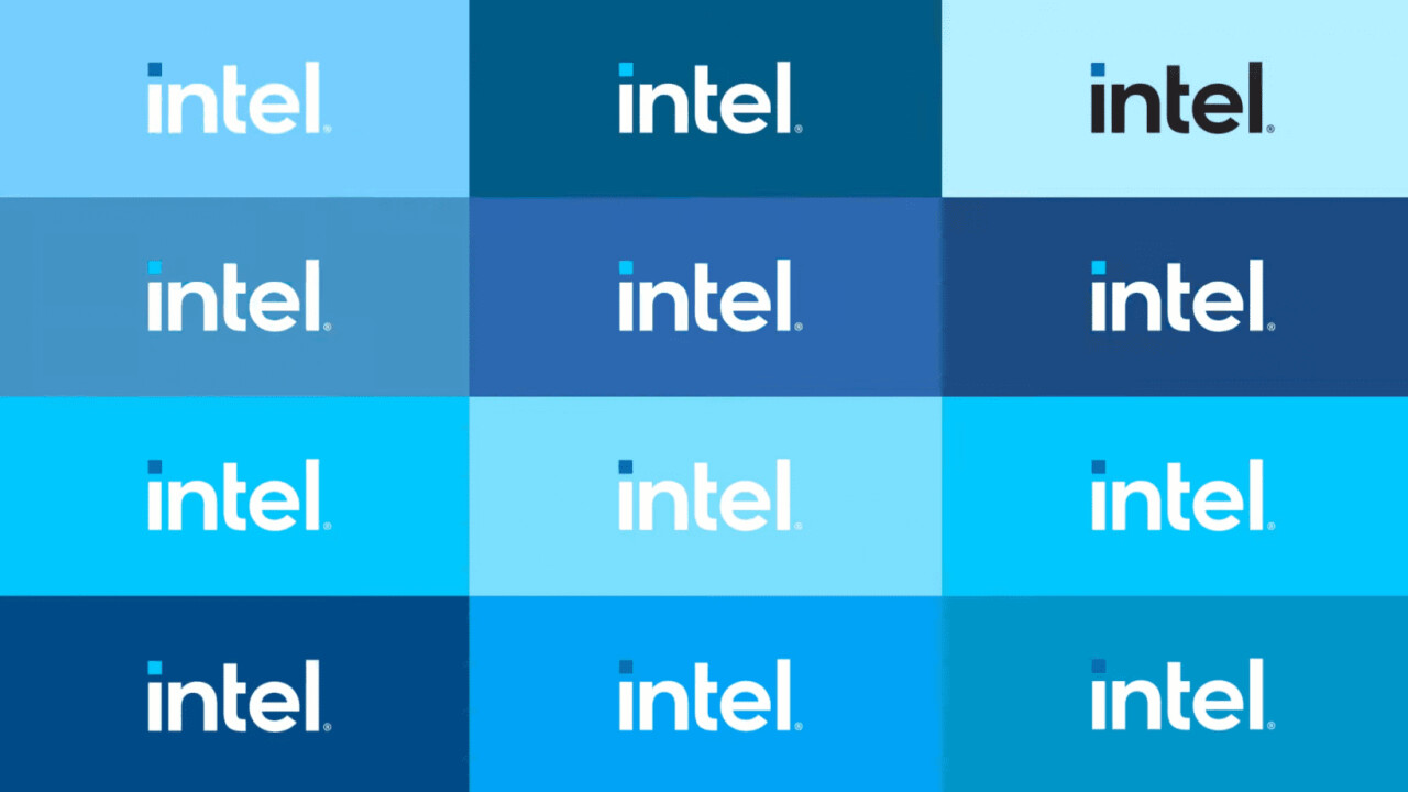 Intel just changed its logo for the first time since 2006