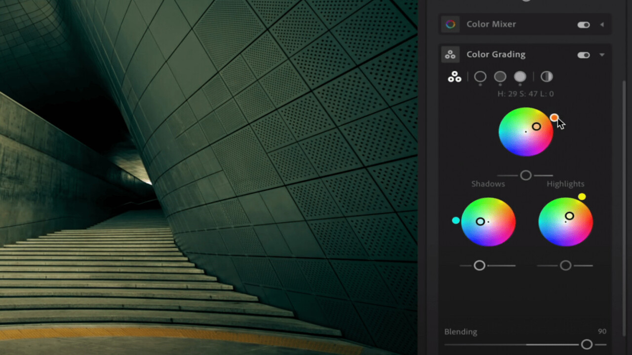 Lightroom's new color-grading tools could change the way you edit your photos