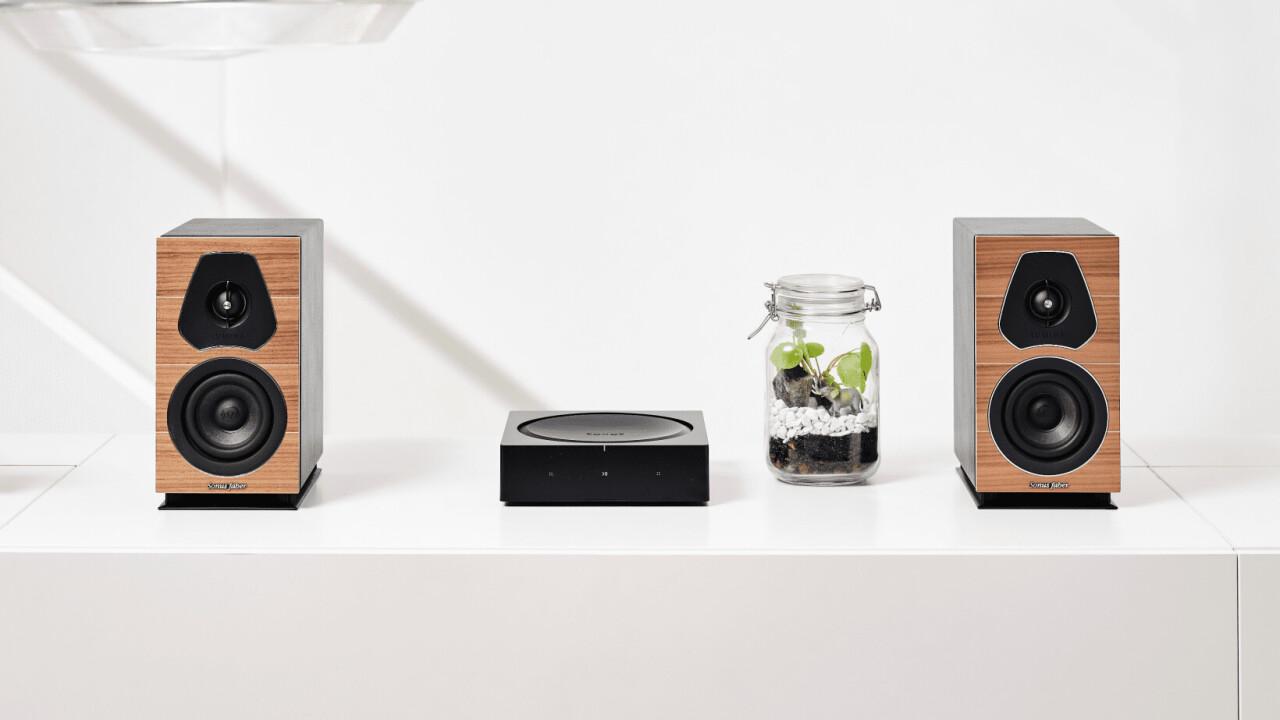 Sonus Faber's new Lumina speakers offer stunning design at a reasonable price