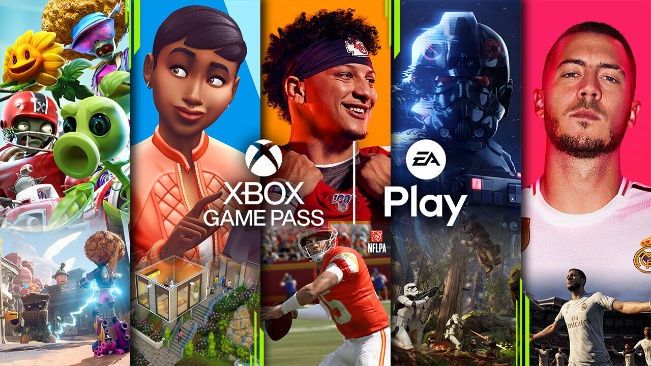 Xbox Game Pass is adding EA Play games to its lineup