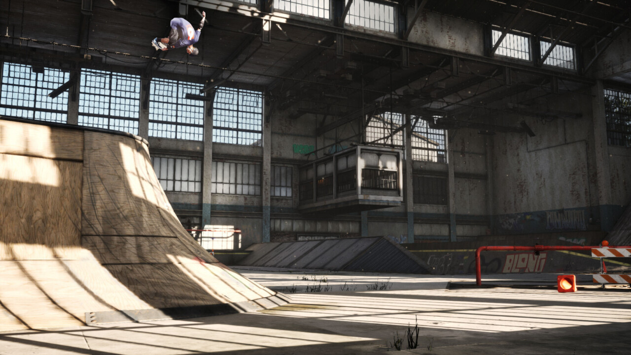 Tony Hawk's Pro Skater 1 + 2 is the only good thing this hell year
