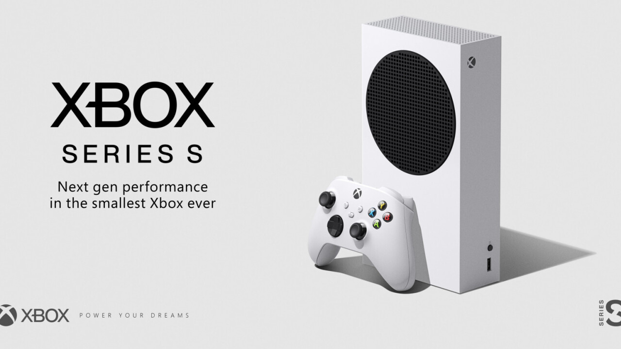 This might be our first look at the Xbox Series S (Update: it's official, and it'll cost $299)