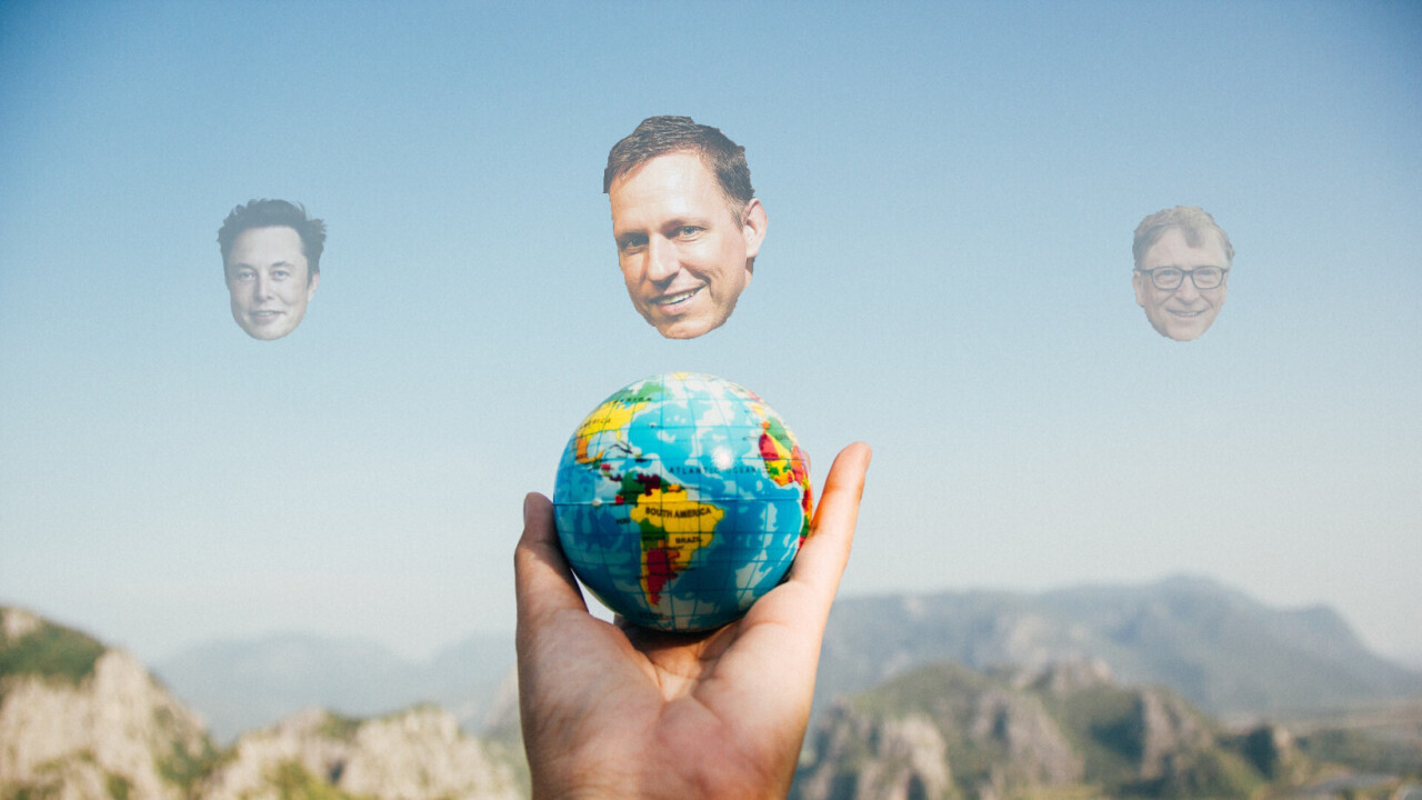 Musk, Thiel, and Gates: the 3 tech billionaires shaping our world