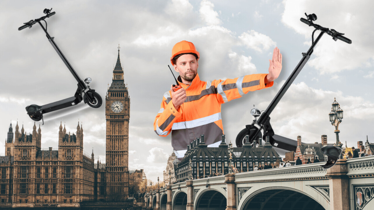 The UK really wants escooters — but needs lots of rules because people are reckless
