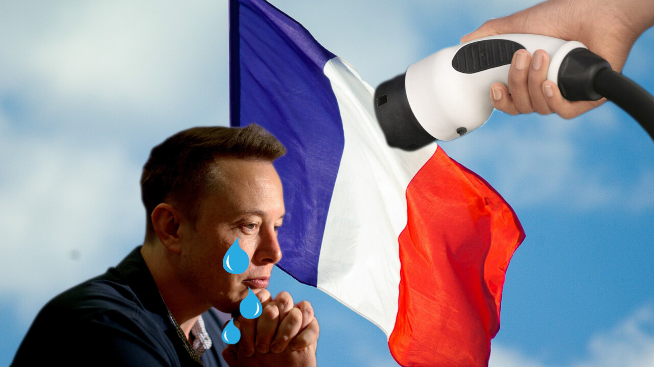 Now's the time to buy 'un véhicule électrique' as France plans to cut subsidies