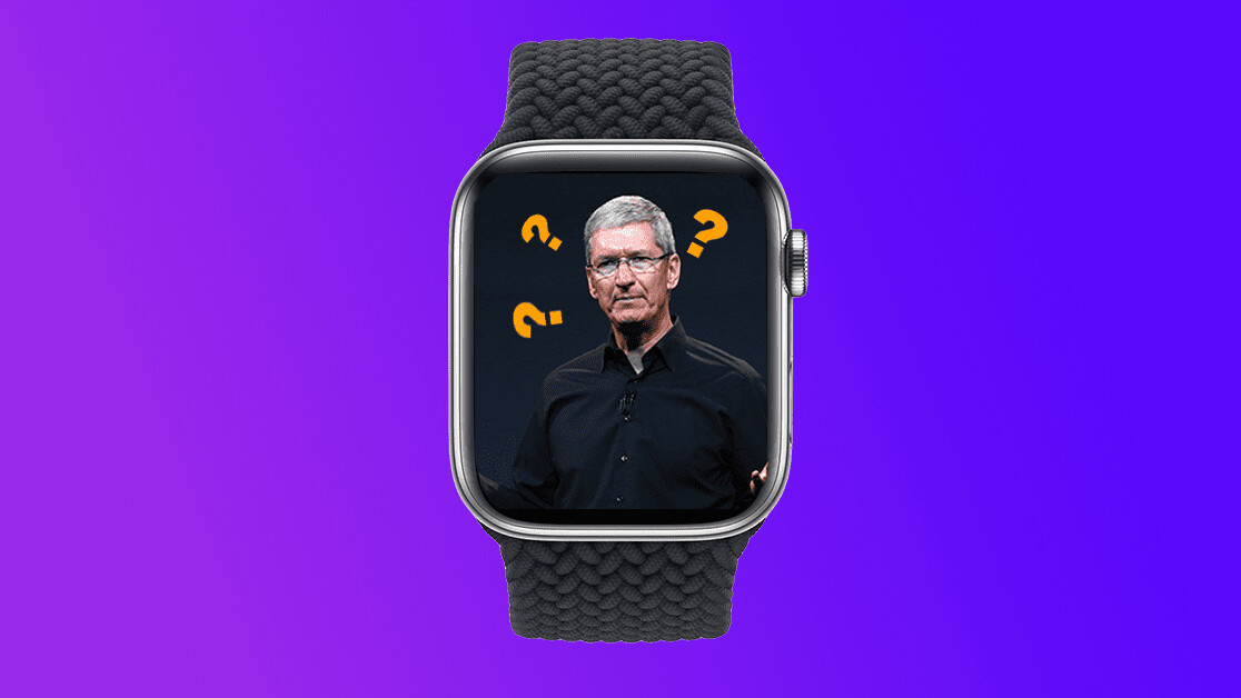 Apple finally figured out what the fuck its Watch is for