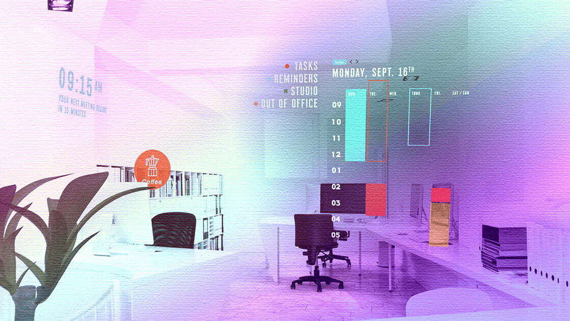 Mixed reality is perfect for our innate multitasking habits