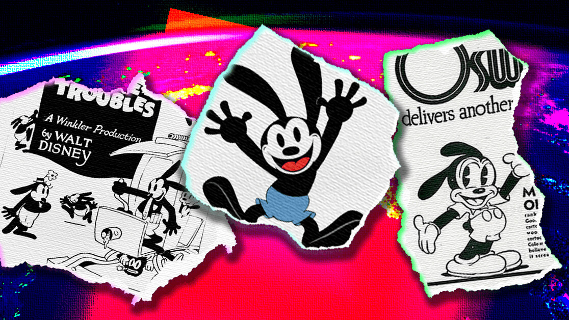 Disney's trouble with Oswald the Lucky Rabbit is a great lesson for startups in a crisis