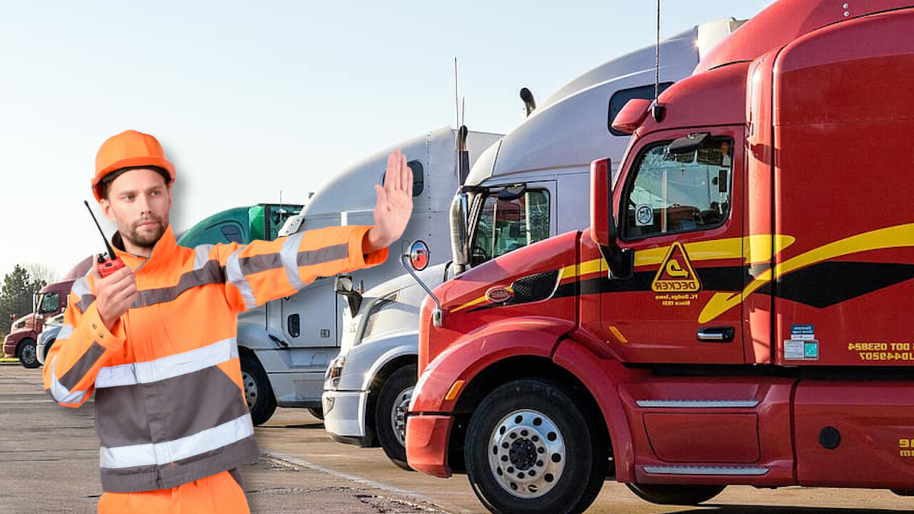 Despite hundreds of deaths a year, US trucks still aren't required to have automatic emergency braking
