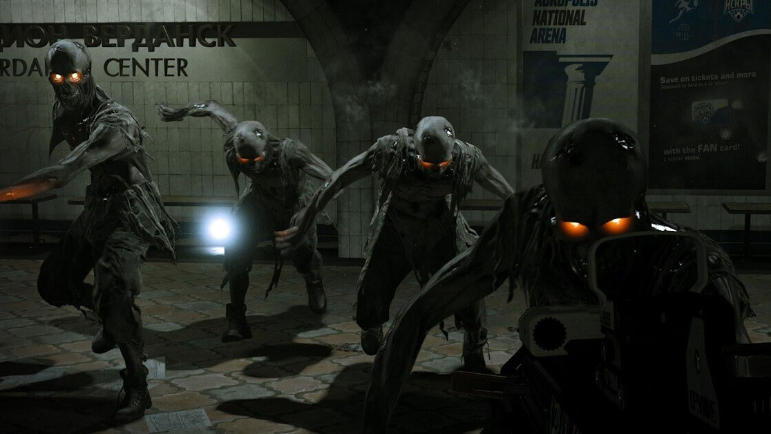 Call of Duty's Halloween event has a Zombie royale and horror crossovers